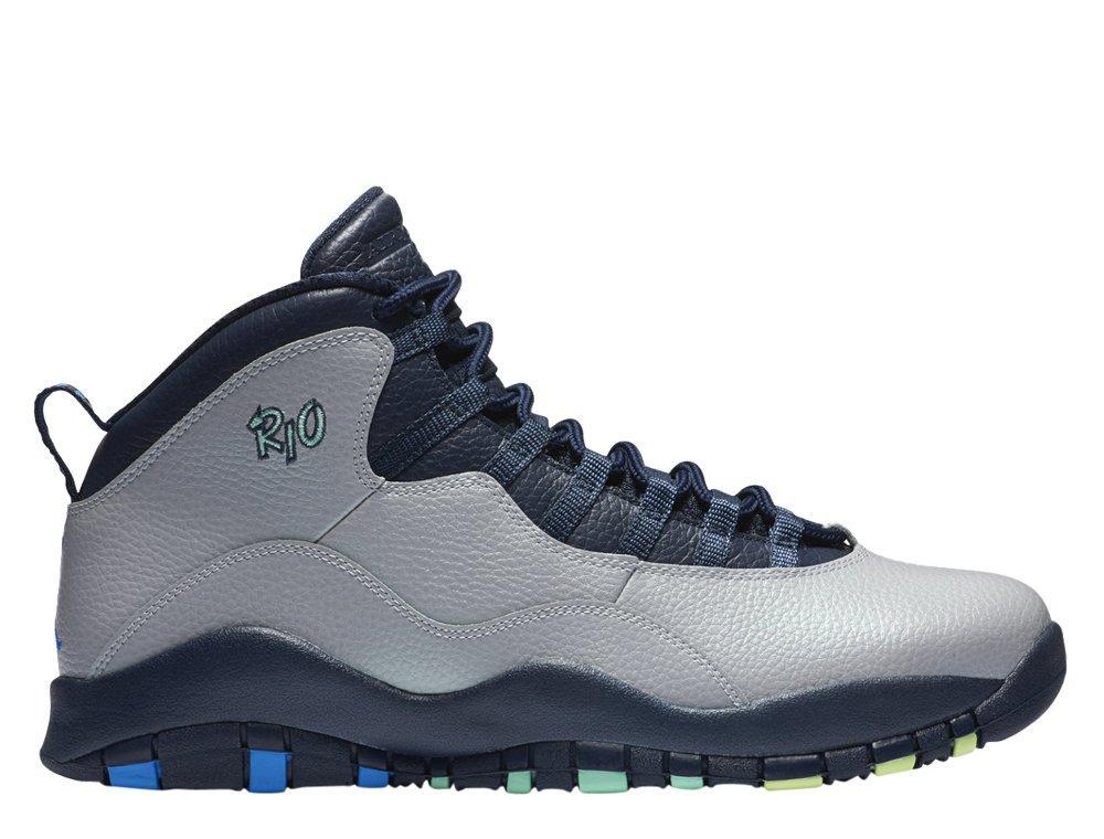 promo code 1b556 3804a Оригинальные мужские кроссовки для баскетбола Air Jordan 10 Retro