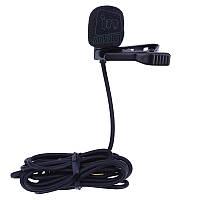 Петличный микрофон Commlite CVM-V01GP с переходником для GoPro GoPro HERO 3, 3+, 4