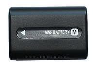 Аккумулятор для видеокамеры Sony NP-FM90/QM90, 4800 mAh.