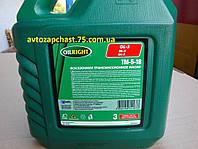Масло в редуктор, в коробку передач, ТАД-17, 80W-90, GL-5, 4 литра (производитель Oil Right, Украина)
