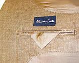 Пиджак летний - лен Massimo Dutti (56), фото 4