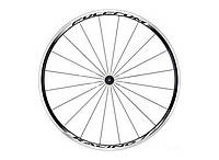 Fulcrum колесо переднее Racing 7 black clincher SHIMANO R7-11CFBS