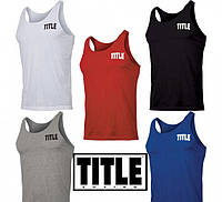 Майка TITLE Workout Tank Top