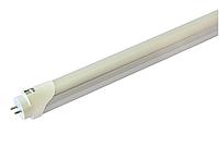 Светодиодная лампа Т8 0,6м 9Вт ( P серия пластик) 6500K матовая