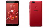 Смартфон ZTE Nubia Z17 mini Red Qualcomm Snapdragon 652 4/64gb 2950 мАч +подарки
