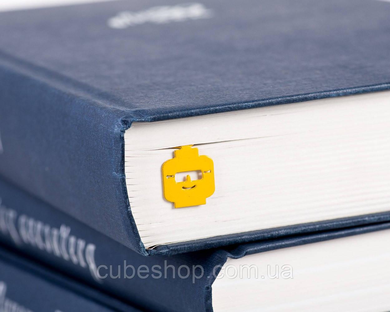 Закладка для книг Крутой Легомен