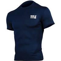 Компрессионная Футболка TITLE Pro Compress Short Sleeve Tee