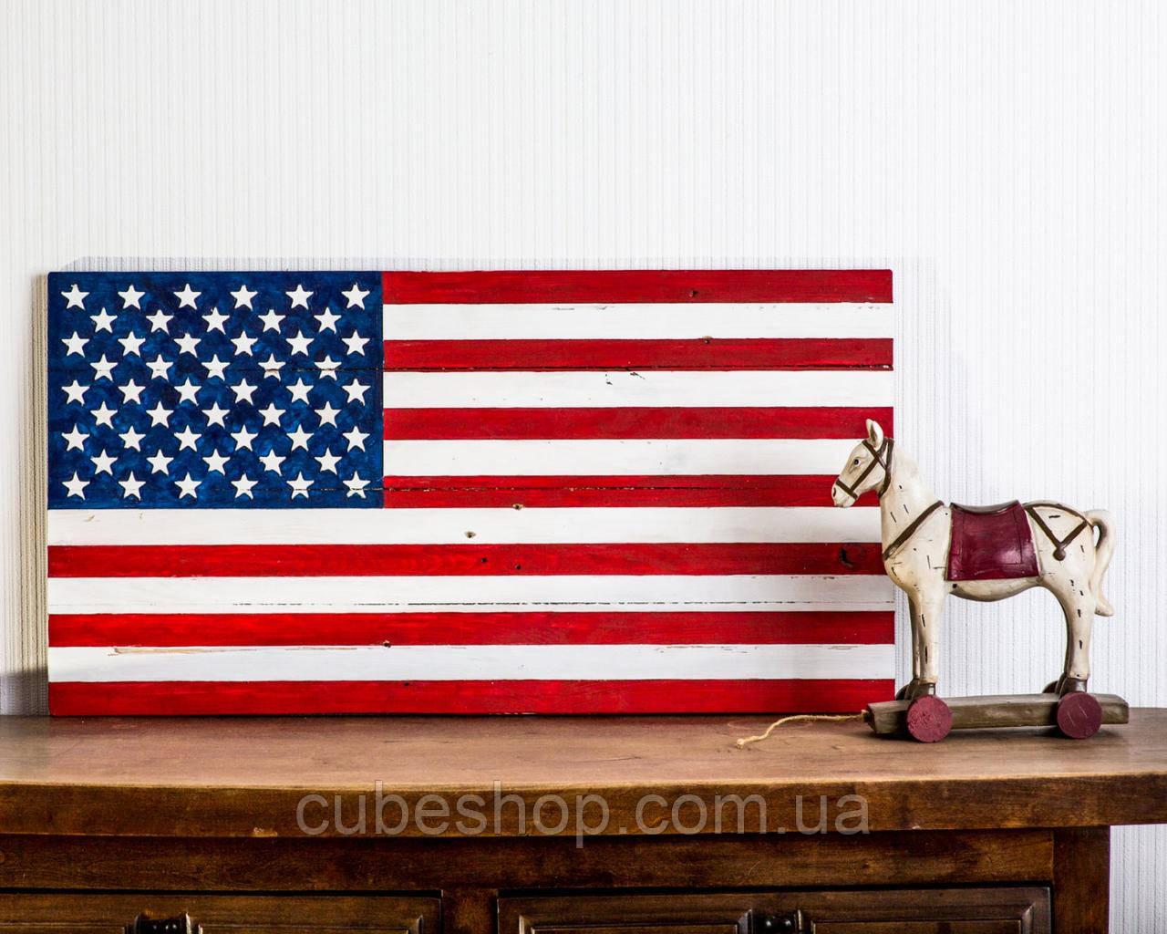 Настенный Американский флаг