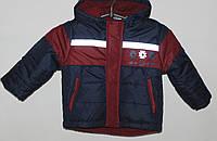 Демисезонная курточка для мальчика 18-24 мес (92 см)