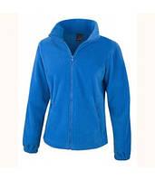 Женская флисовая куртка на молнии 220-51