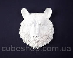 Настенный декор Голова медведя