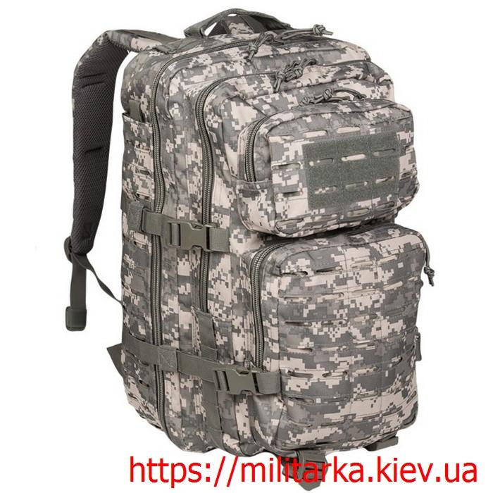 Штурмовой рюкзак Милтек US ACU Laser 36 л.