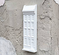 Настенный декор Фасад дома Амстердам