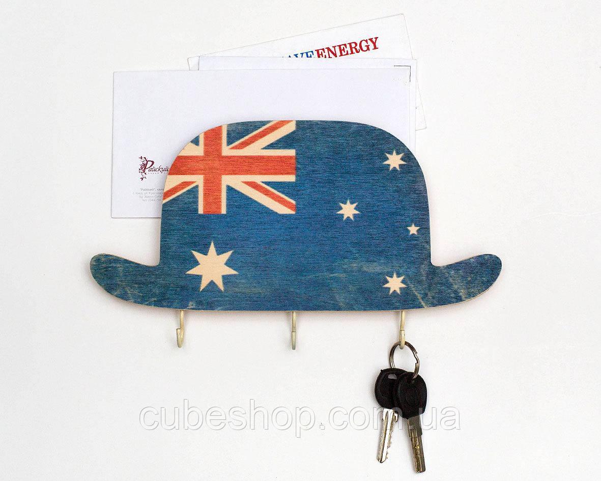 Ключница Австралийский котелок