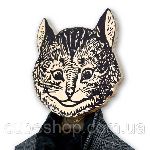 Вешалка-маска Кошка