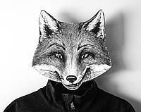 Вешалка-маска Лиса, фото 1