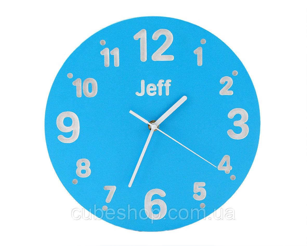 Детские настенные часы Джефф