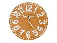 Настенные часы Тоскана (терракотовый), фото 1