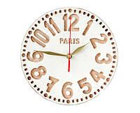 Настенные часы Париж (натуральный), фото 1