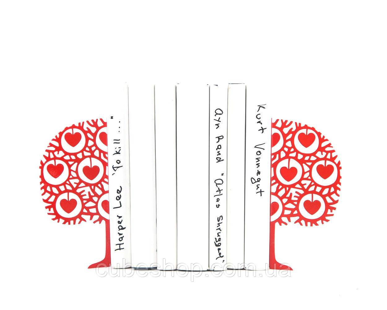 Упоры Влюбленное дерево (красное)