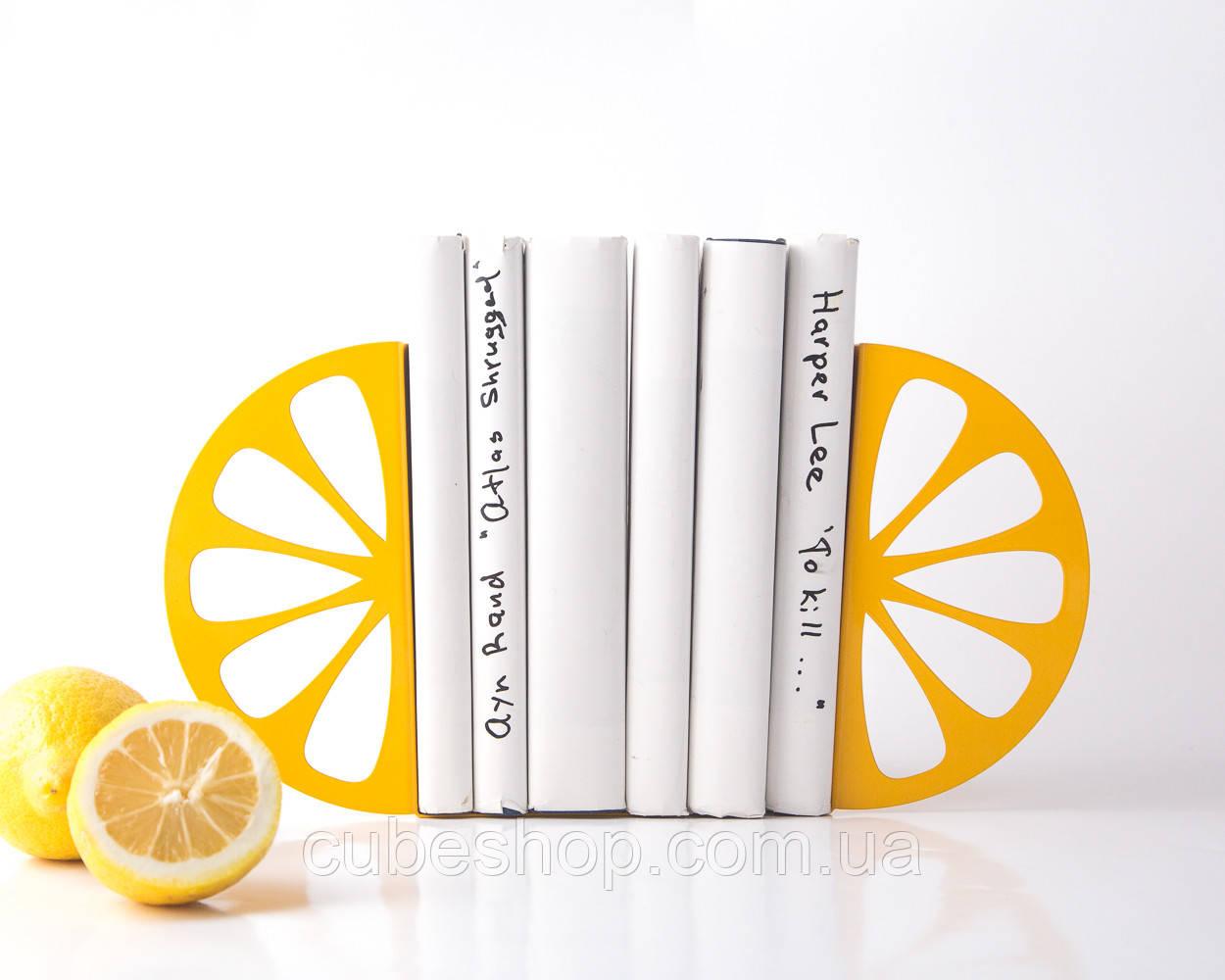 Упоры для книг Лимон