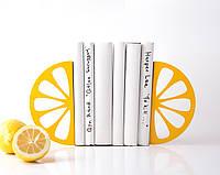 Упоры для книг Лимон, фото 1