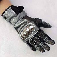 Мотоперчатки Scoyco MC13 кожа/текстиль/металл, фото 1