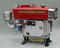 Двигун Зубр S1100 15 к с з електрозапуском