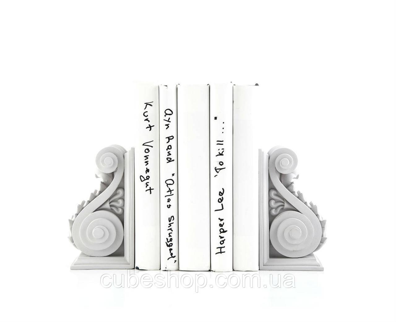 Держатели для книг Архитектурные (серые)