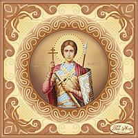 Схема для вышивания бисером Tela Artis Святой Великомученик Димитрий Солунский ТИС-018