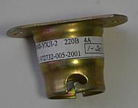 Патроны байонетные фланцевые и ниппельные серии В22d, фото 1