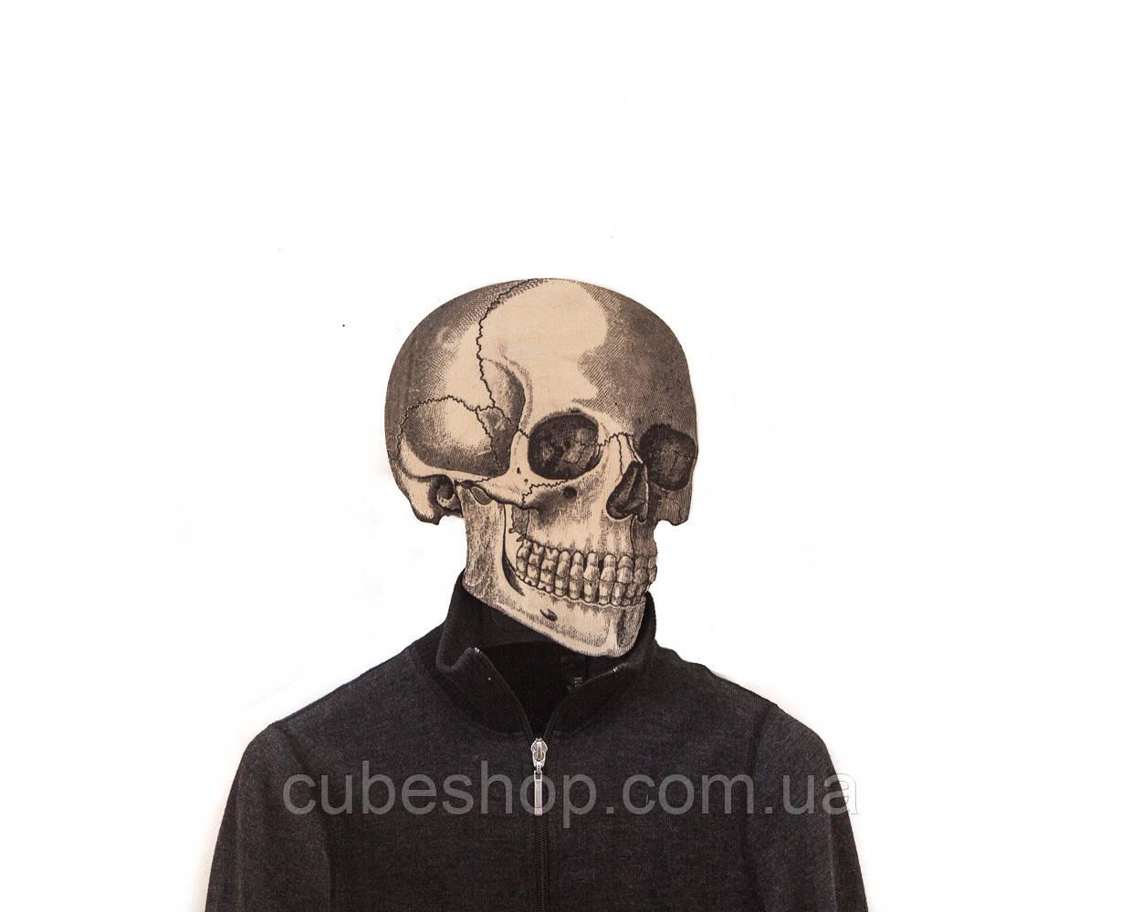 Вешалка-маска Череп