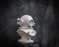 Статуя Шлем Водолаза (белый)