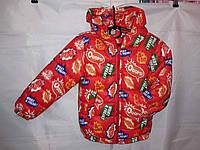 Детская куртка на синтепоне Ooops 92-116 см