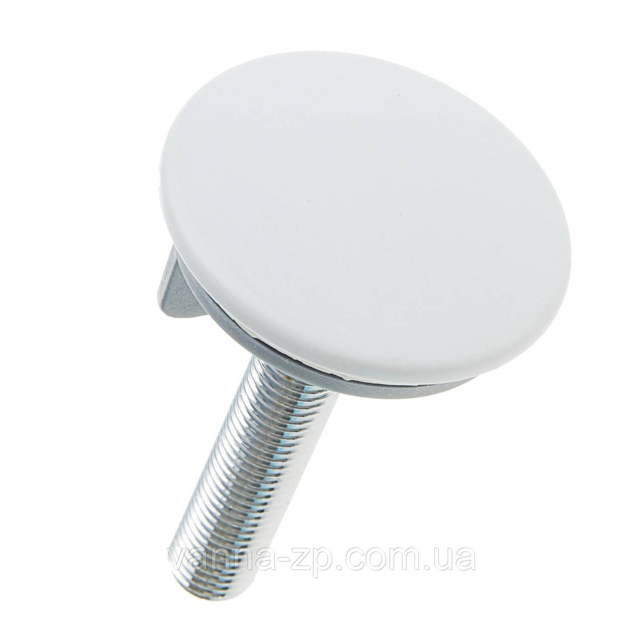 Заглушка отверстия умывальника (на установочное место смесителя) белая