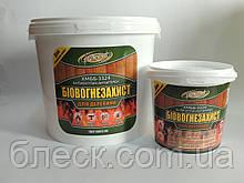 "Антисептик-антиперен Биоогнезащита для деревини ХМББ-3324 ""БЛИСК"" (концентрат) 5 кг"