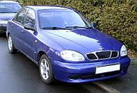 Кузовное левое стекло (переднее дверное) Daewoo Lanos/Sens (1997-)