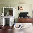 Стол визажиста , зеркало с подсветкой, рабочее место парикмахера., фото 2