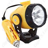Мини прожектор для автомобиля