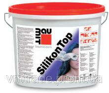 Декоративная силиконовая штукатурка Silikon Top Короед 2мм   BAUMIT, 25кг