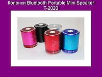 Колонки Bluetooth Portable Mini Speaker T-2020