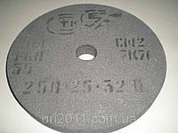 "Круг шлифовальный ПП 250х25х32мм 14А (Серый) F46 /зерно 40 (СМ) ""ЗАК"""