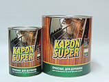 """Грунтувальний Лак KAPON SUPER безбарвний """"БЛИСК"""" 18 кг (відро б/ж 20л), фото 2"""