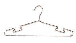 Плечики вешалка металлическая в хроме
