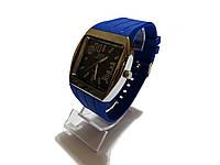 Женские кварцевые часы, синие, фото 1
