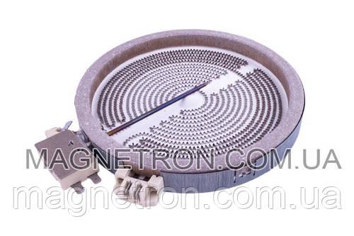 Конфорка для стеклокерамической поверхности Pyramida 1700W/700W