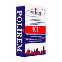 Клеевая смесь для плитки POLIREM 101 (25кг)