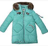 Пальто для девочки. Нова колекція.
