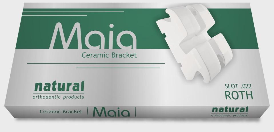 Керамическая брекет Natural Maia, Roth 022 - DENTE в Киеве