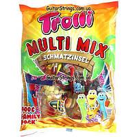Жевательный мармелад Trolli Multi Mix Shmatzinsel Family Pack 400g